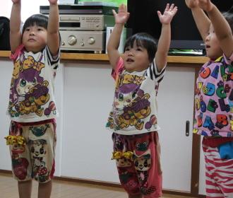 幼児・子供・小学生ダンス風景2