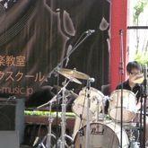 ドラム生徒