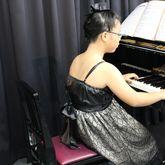 一生懸命練習したピアノ
