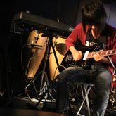 エレキギターステージ