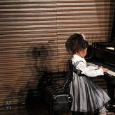 去年は歌だったけど今年はピアノ弾けたね