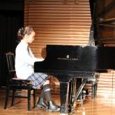 今年も素敵なピアノ演奏