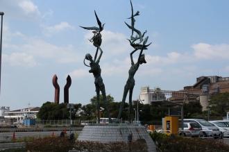 姫路港オブジェ