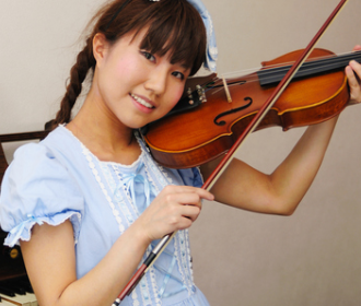 バイオリンレッスン風景3