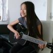 アコースティックギター科 10代 女性 体験レッスンレポ
