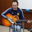 アコースティックギター科 30代 男性 体験レッスンレポ