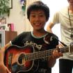 アコースティックギター科 10代 男性 体験レッスンレポ