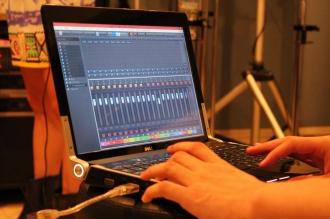 DAWソフトキューベースでレコーディング